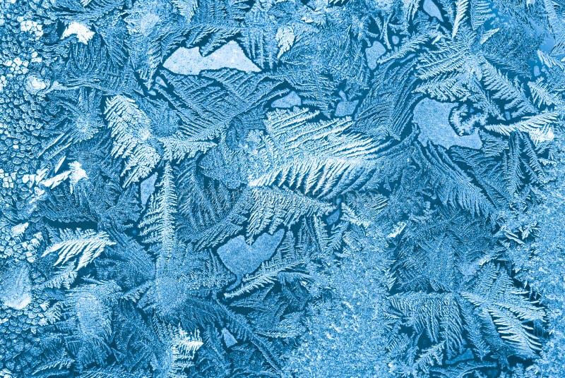 冰模式 免版税库存图片