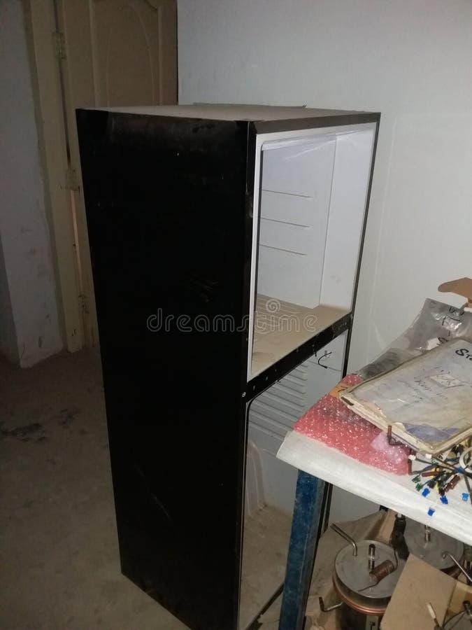 冰箱身体  库存照片