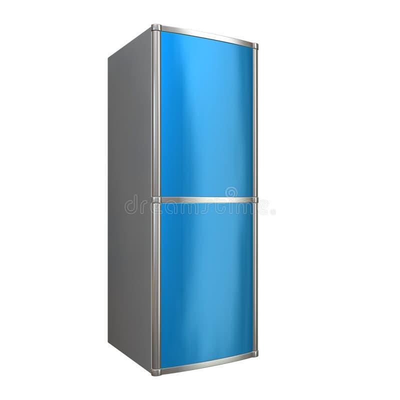 冰箱 皇族释放例证