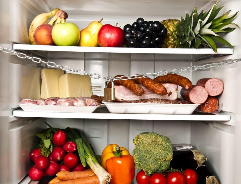 冰箱 库存图片