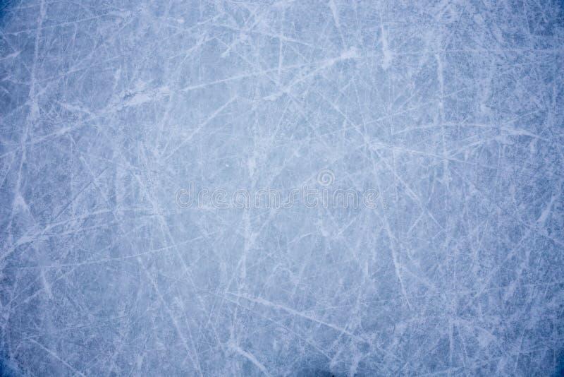 冰背景 免版税库存图片