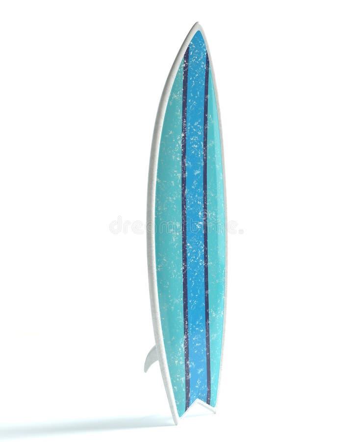 冲浪板 向量例证