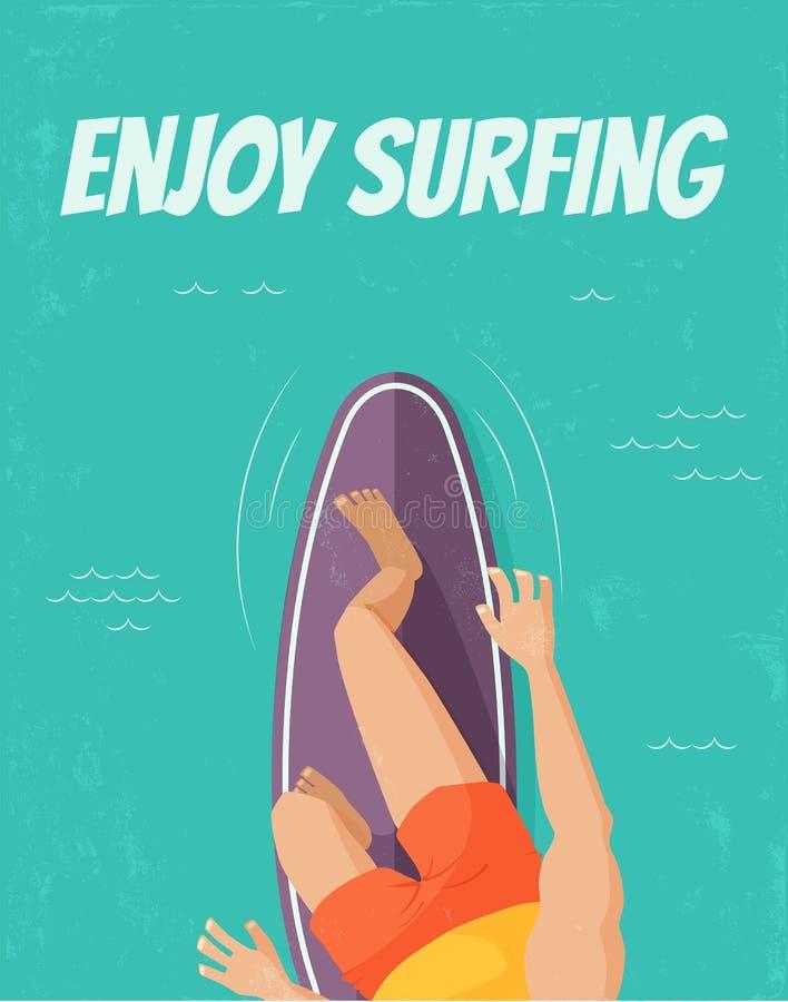 Download 冲浪者 向量例证. 插画 包括有 女孩, 钞票, 乐趣, 平面, 火箭筒, 海报, 休闲, 业余爱好, 海运 - 72366221