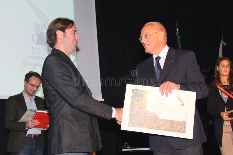 决赛选手30°诗歌Tirinnanzi Legnano意大利 库存图片