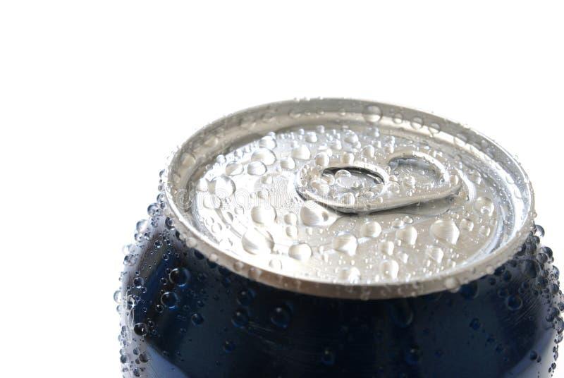 冷流行音乐碳酸钠 免版税图库摄影