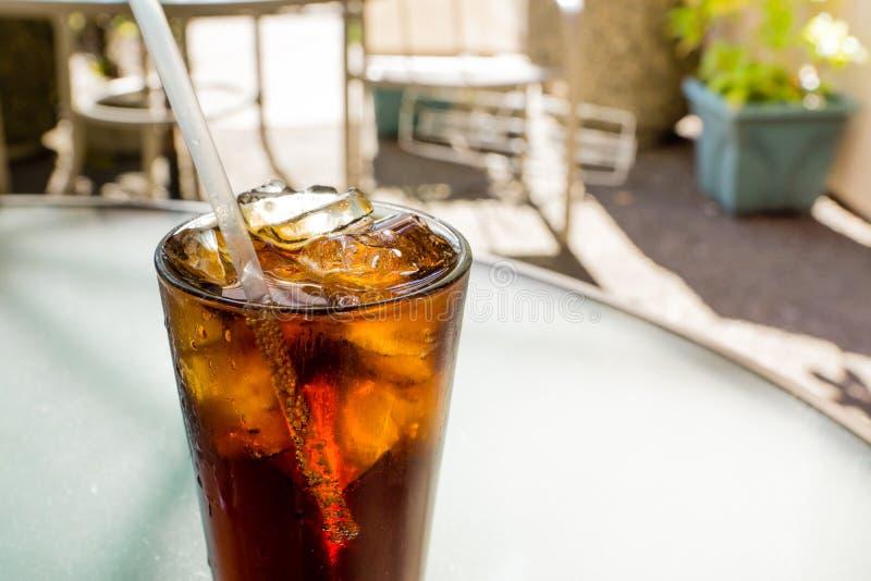 冷的饮料 免版税图库摄影