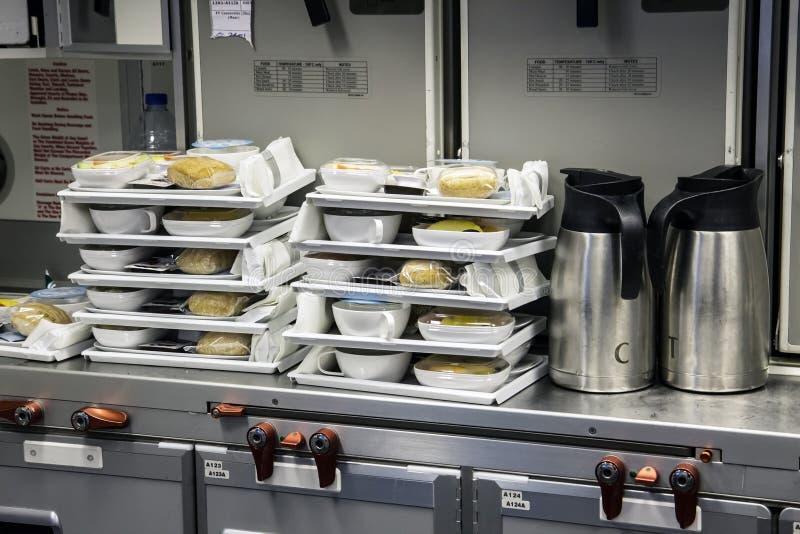 飞机厨房内备有几个以上煮水器? 美食生活常识飞机