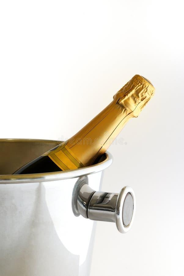 准备好的香槟 免版税库存照片