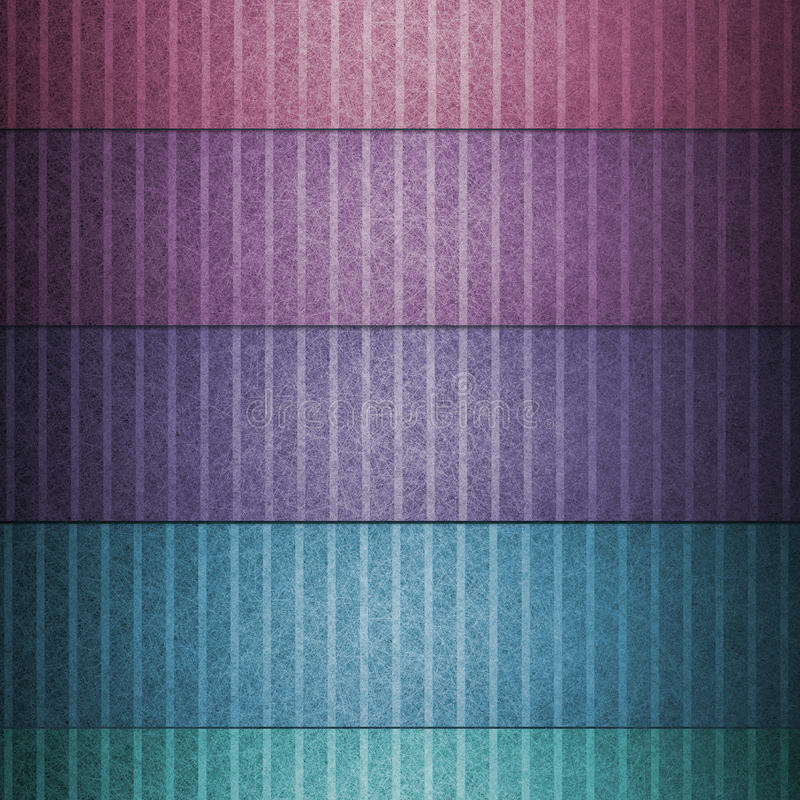 凉快的元素细条纹线,葡萄酒纹理抽象多彩多姿的背景样式设计形象艺术用途垂直线的 库存例证