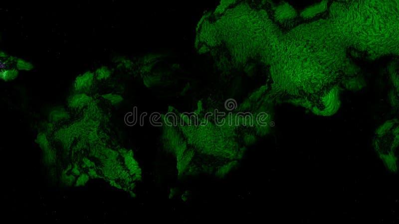 凉快的绿色地毯纹理美好的典雅的例证形象艺术设计背景 皇族释放例证