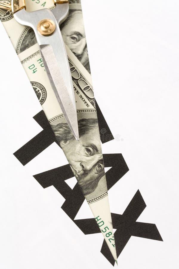 减税 免版税库存图片