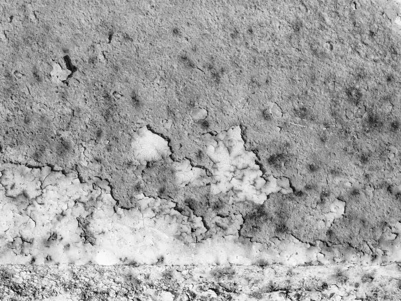 减速火箭的古色古香的脏的墙壁,伟大为背景 免版税库存图片