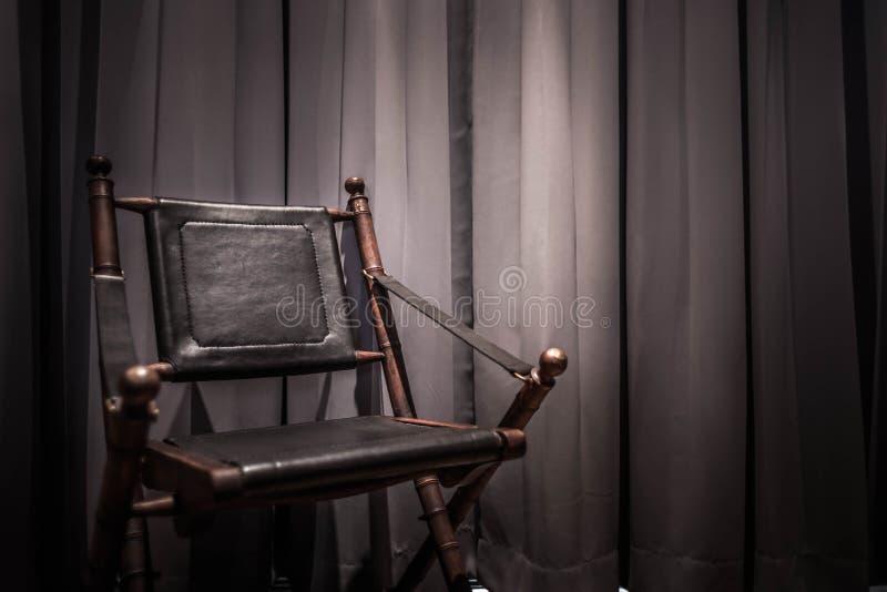减速火箭的椅子 库存照片