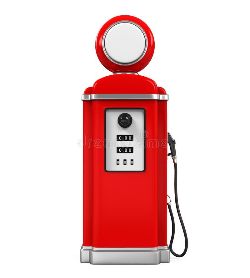 减速火箭的气泵 皇族释放例证