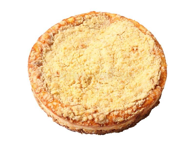 凝乳饼 库存图片