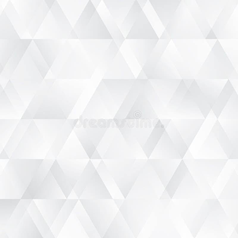 几何三角的抽象减速火箭的样式 库存照片