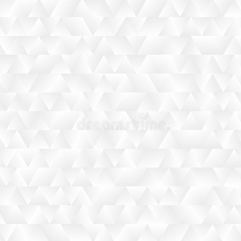 几何三角的抽象减速火箭的样式 库存图片