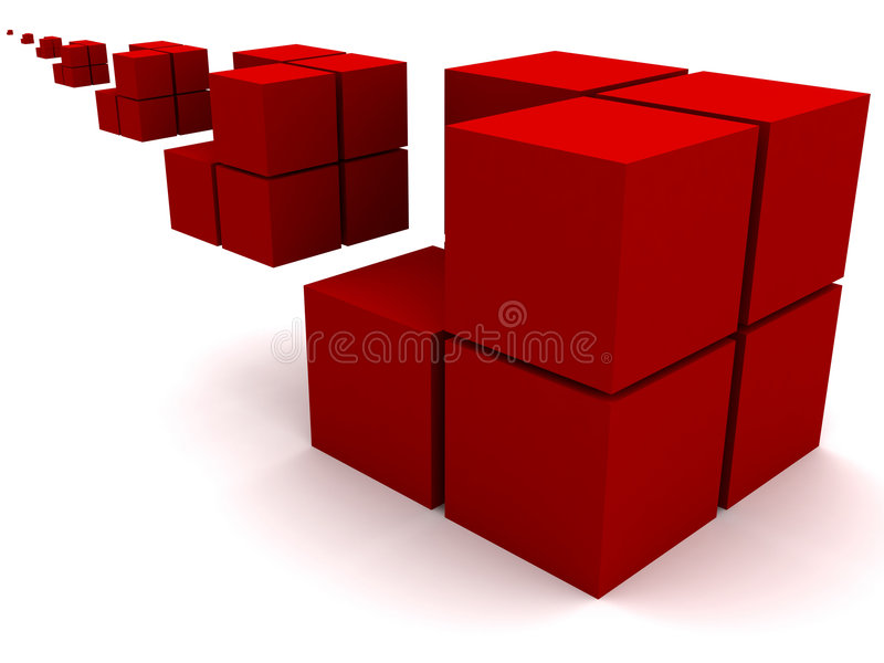 几何图象 向量例证