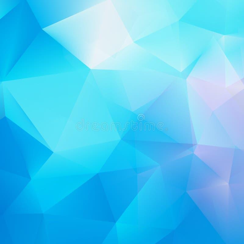 几何多彩多姿的背景 + EPS10 向量例证