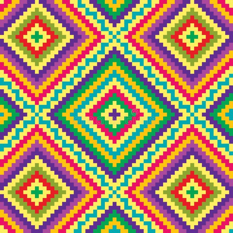 几何样式崽 库存图片