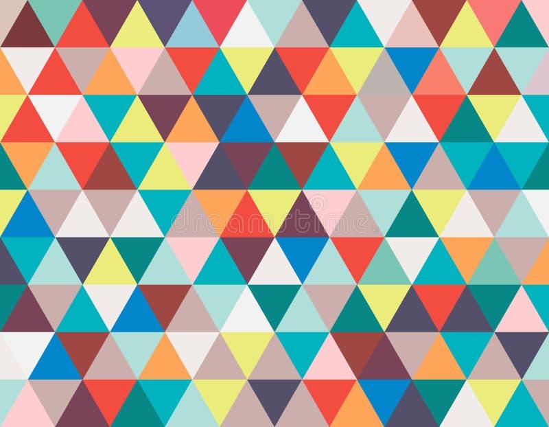 几何模式 免版税库存图片