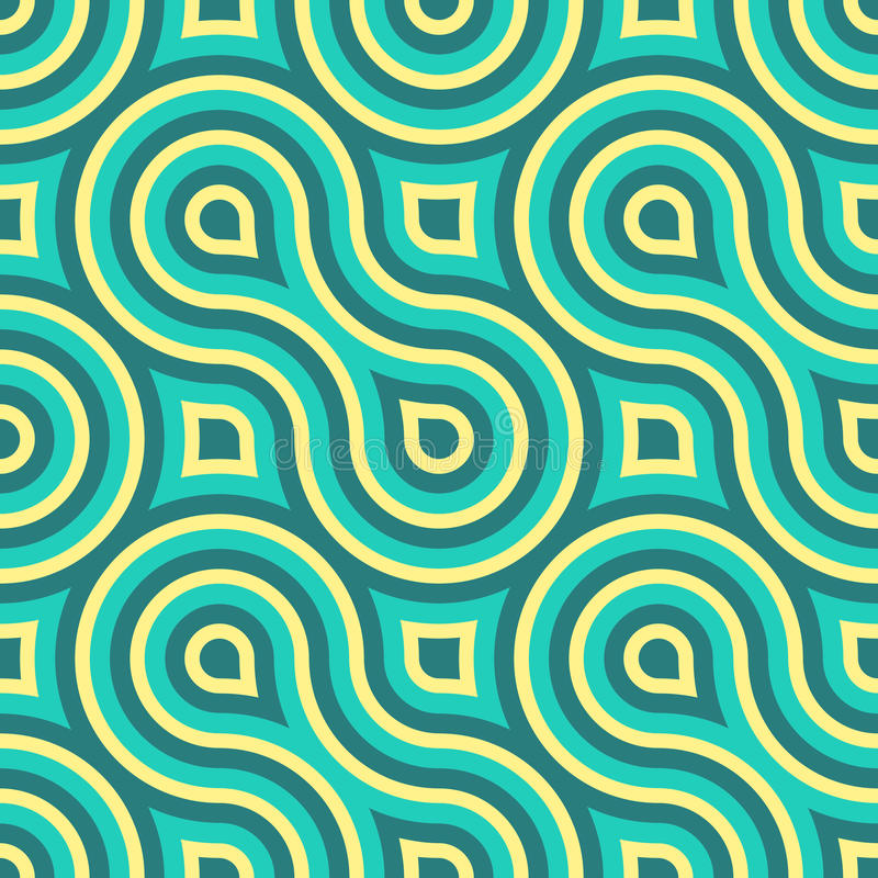 Download 几何无缝的样式 向量例证. 插画 包括有 圈子, 重复, 纹理, 抽象, 模式, 几何, 流行音乐, 墙纸 - 30129031