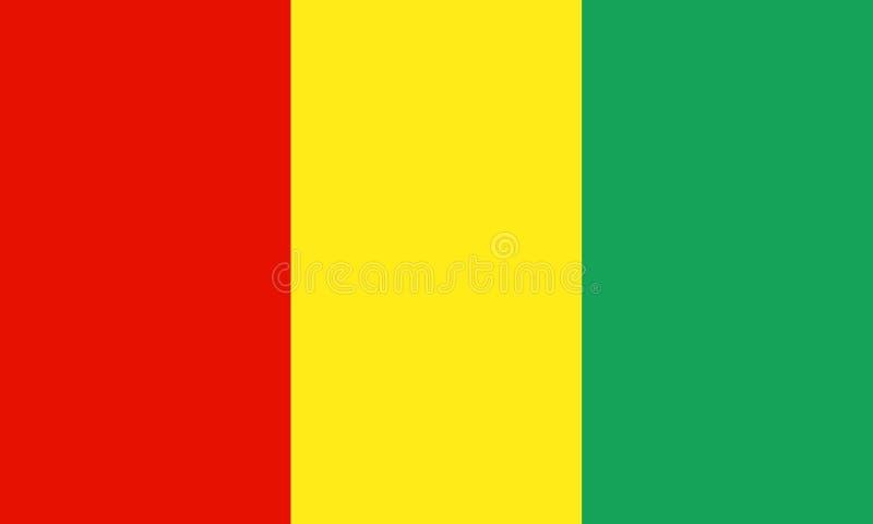 几内亚 库存例证