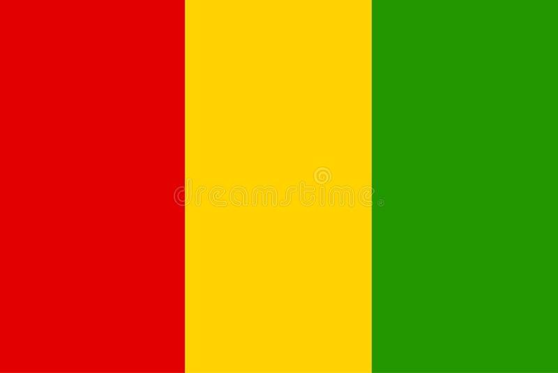 几内亚 皇族释放例证