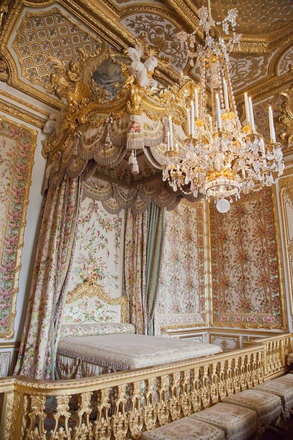 凡尔赛地方,法国 库存照片