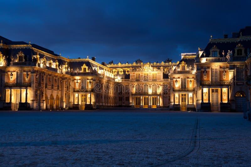 凡尔赛城堡  免版税库存图片