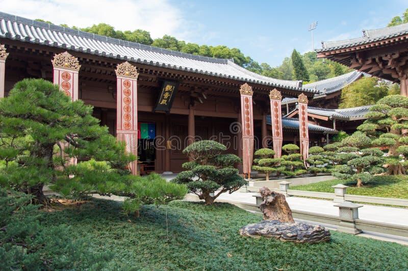 凯爱香港林女修道院 免版税库存图片