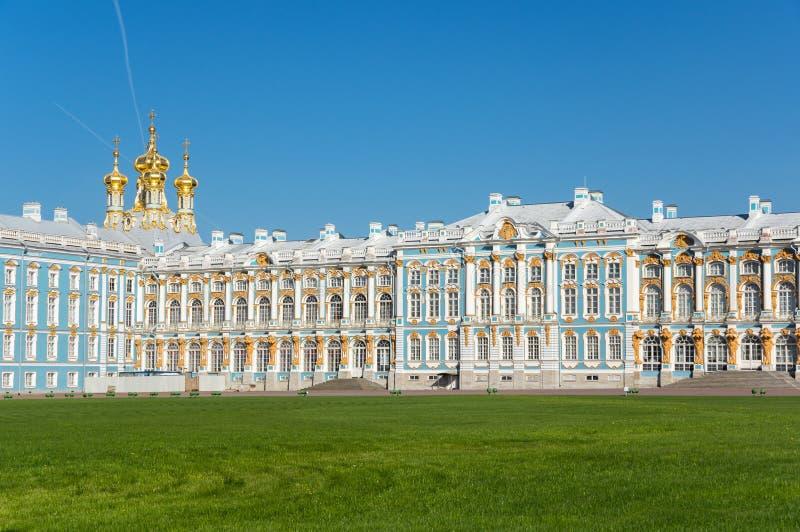 凯瑟琳宫殿 库存图片