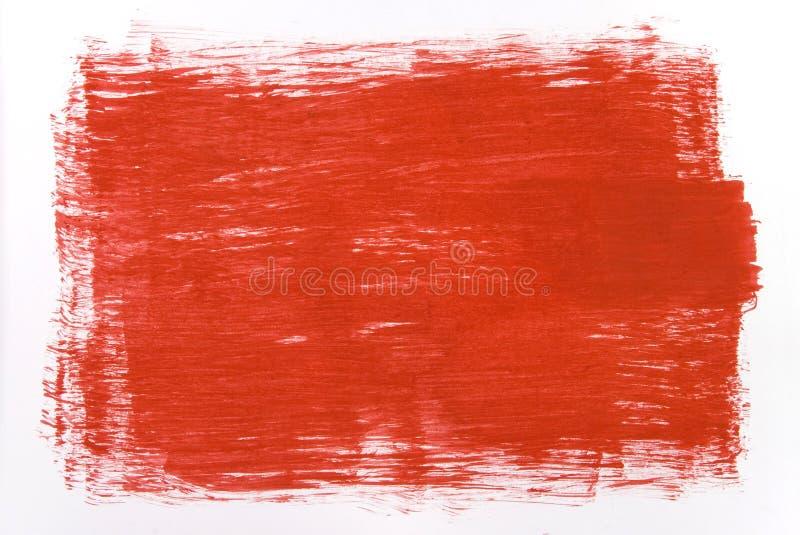 凹道红色纹理 免版税库存照片
