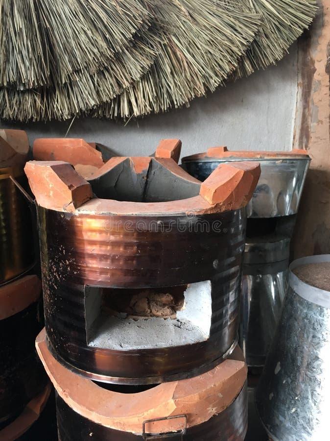 出售的火炉 免版税库存图片
