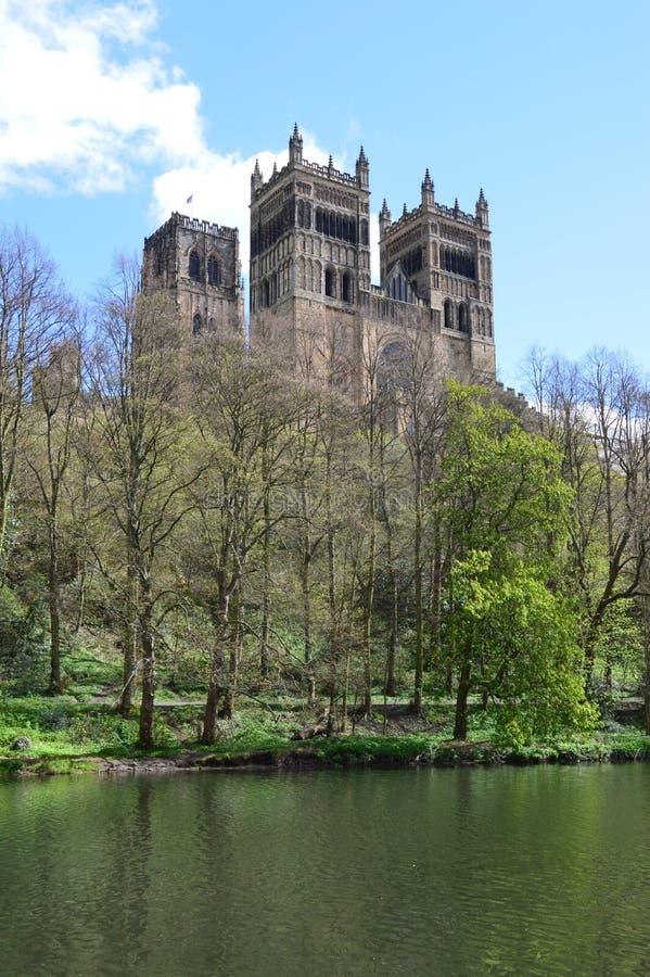 出生地主教大教堂基督教达翰姆英国家庭王子 免版税库存照片