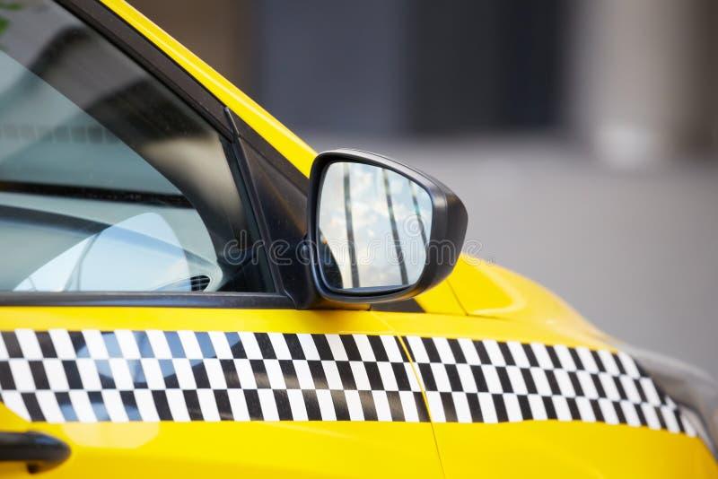 出租汽车汽车 免版税图库摄影