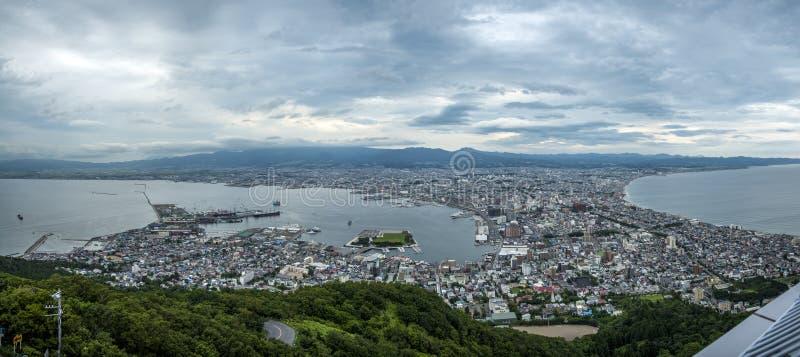 函馆北海道日本 库存照片
