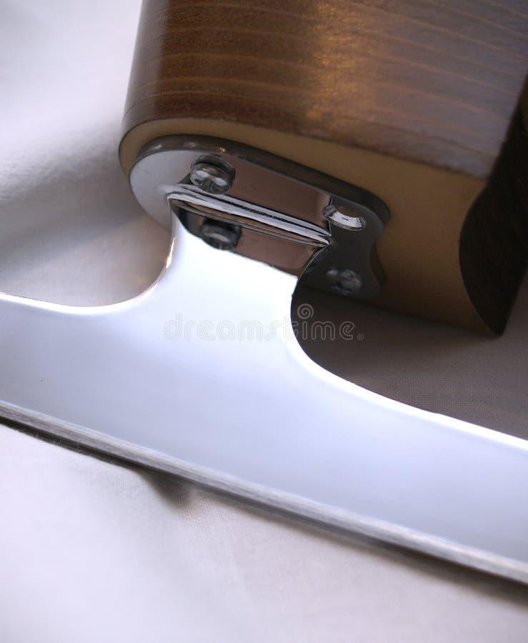 刀片花样滑冰 库存照片