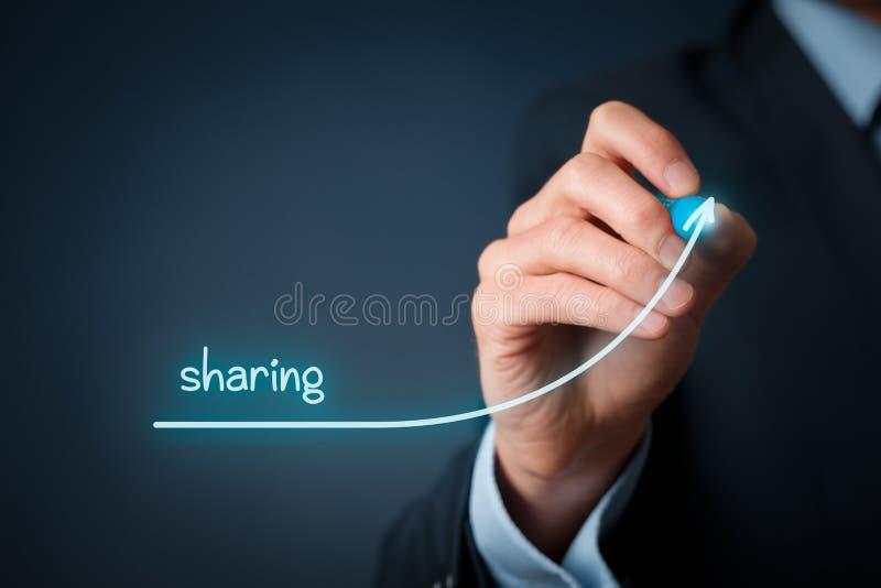 分享经济 库存照片