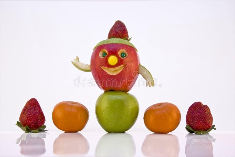 分类果子 免版税库存照片