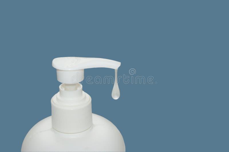 分配器肥皂 库存图片
