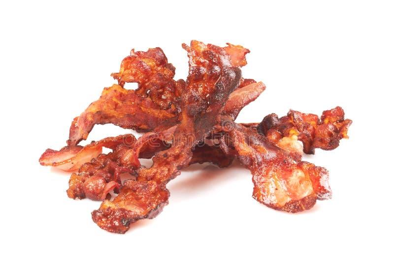 切片烟肉 免版税库存照片