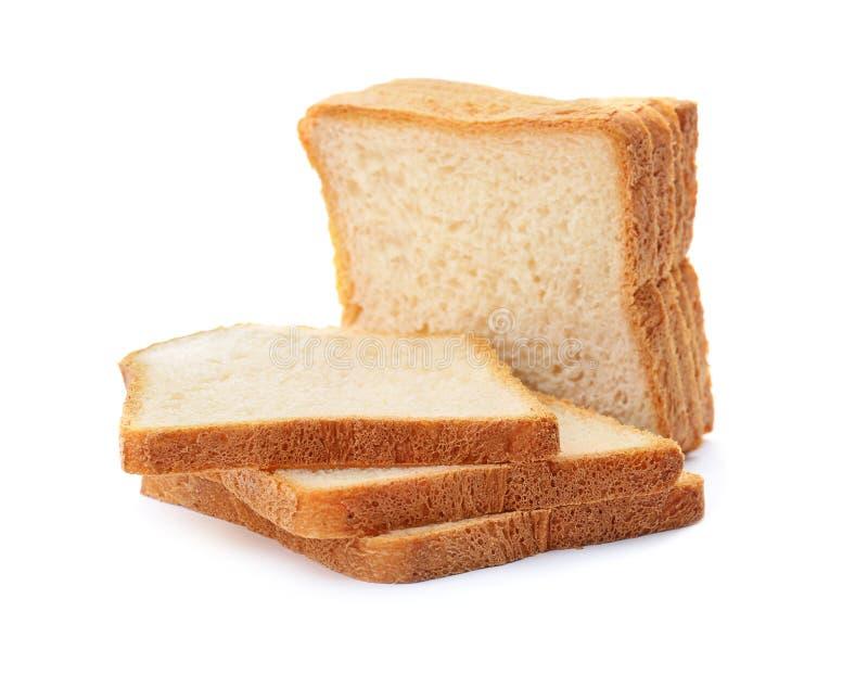 切的多士面包 免版税图库摄影