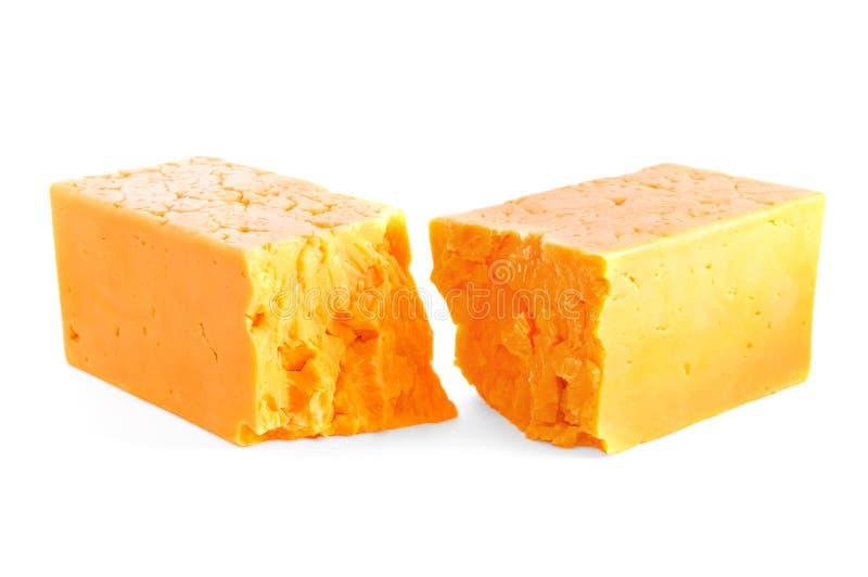 切达乳酪 免版税图库摄影