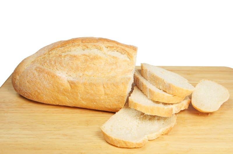 切面包 库存图片