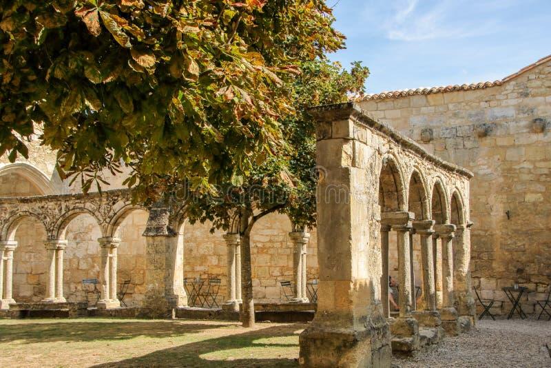 列斯cordeliers修道院 免版税库存图片