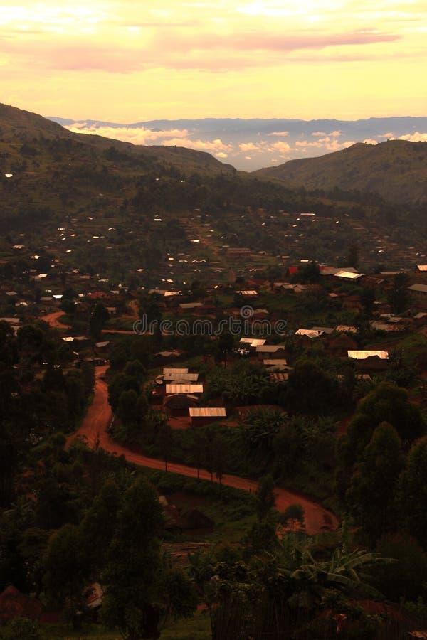 刚果 免版税库存图片