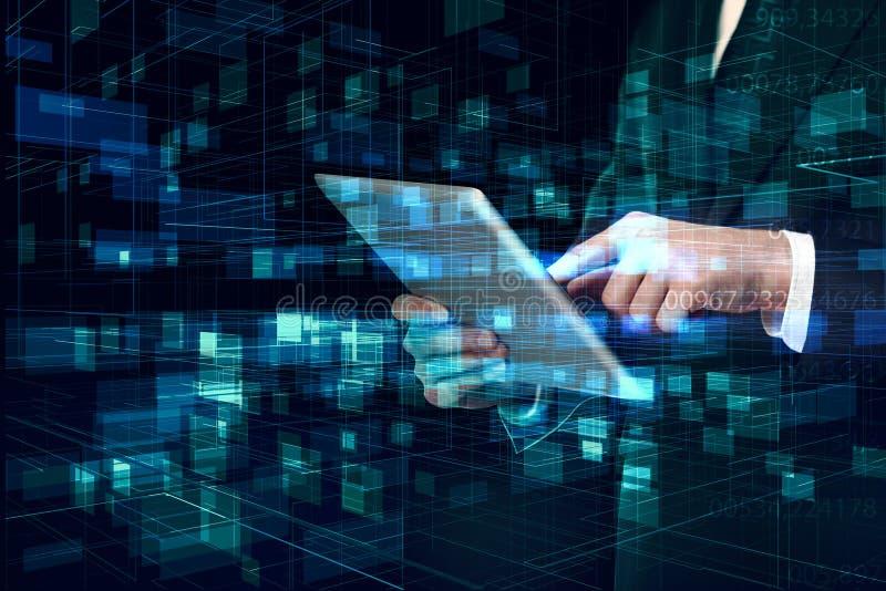 创新和未来概念 免版税库存照片