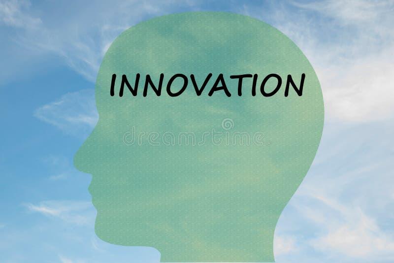 创新-心理概念 库存照片