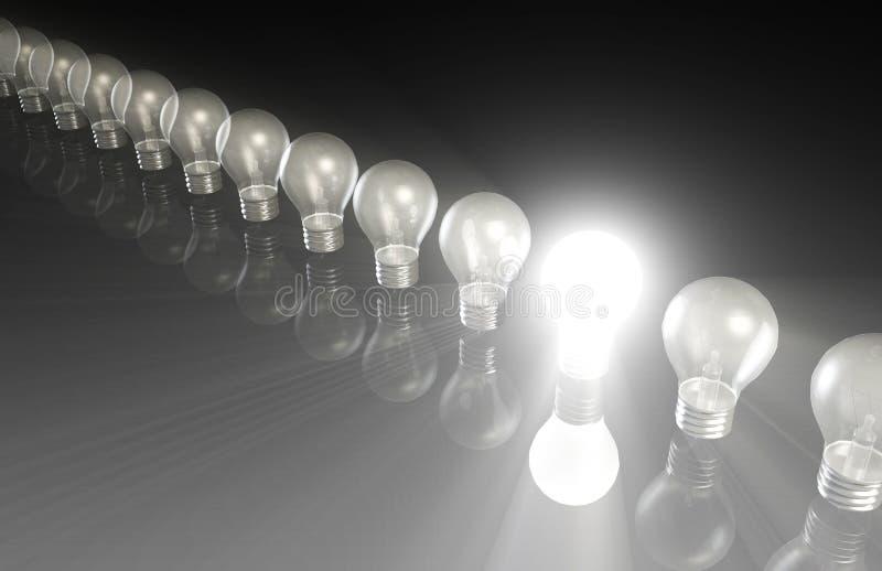创新 向量例证